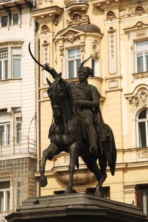 Monument to Josip Jelacic
