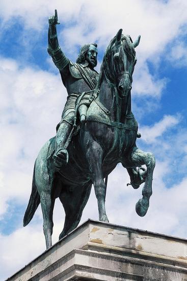 Monument to Maximilian of Bavaria--Giclee Print