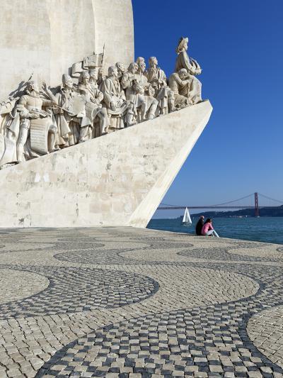 Monument to the Discoveries, Belem, Lisbon, Portugal, Europe-Stuart Black-Photographic Print