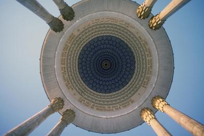 Monument to the Poet Navoi, Tashkent, Uzbekistan--Giclee Print