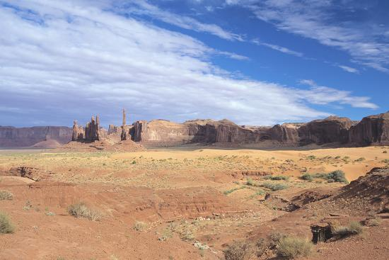 Monument Valley 10-Gordon Semmens-Photographic Print