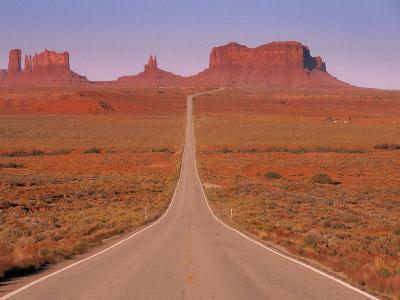 Monument Valley, Arizona, USA-Demetrio Carrasco-Photographic Print