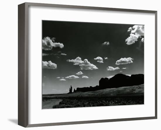 Monument Valley, c. 1970-Brett Weston-Framed Photographic Print