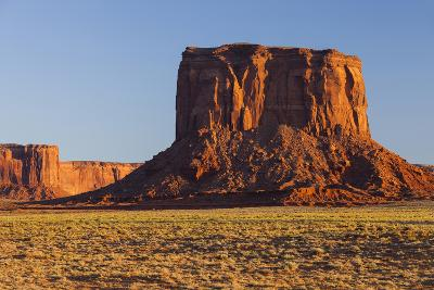 Monument Valley, Navajo Tribal Park, Arizona, Usa-Rainer Mirau-Photographic Print