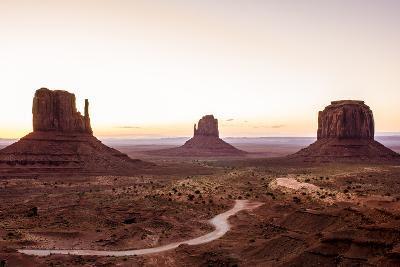 Monument Valley Navajo Tribal Park, Monument Valley, Utah, United States of America, North America-Michael DeFreitas-Photographic Print