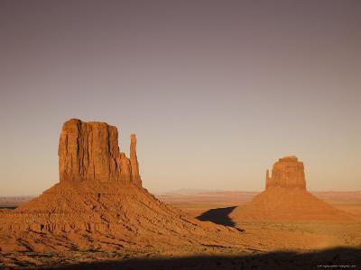 Monument Valley Navajo Tribal Park, Utah Arizona Border Area, USA-Angelo Cavalli-Photographic Print
