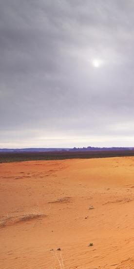 Monument Valley Panorama 1 1 of 3-Moises Levy-Photographic Print