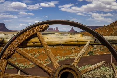 Monument Valley Tribal Park of the Navajo Nation, Arizona-Jerry Ginsberg-Photographic Print