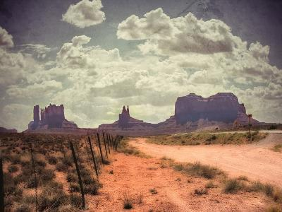 Monument Valley-Andrea Costantini-Photographic Print