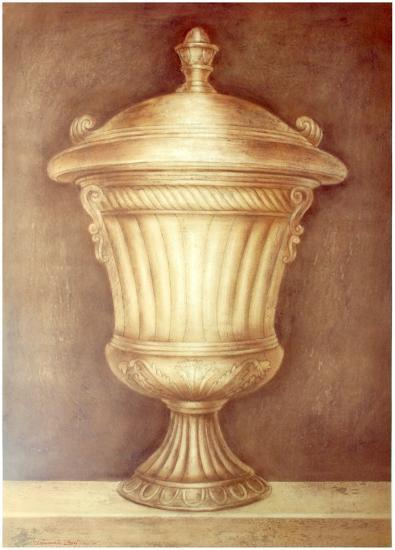 Monumental Vase IV-Lewman Zaid-Art Print