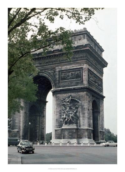 Monumental View V-Carolyn Longley-Giclee Print