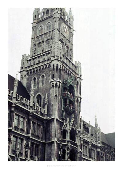Monumental View VIII-Carolyn Longley-Giclee Print