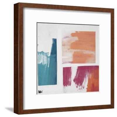 Monza-Melissa Wenke-Framed Giclee Print