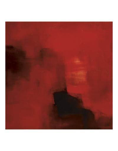 Mood in Red-Nancy Ortenstone-Art Print