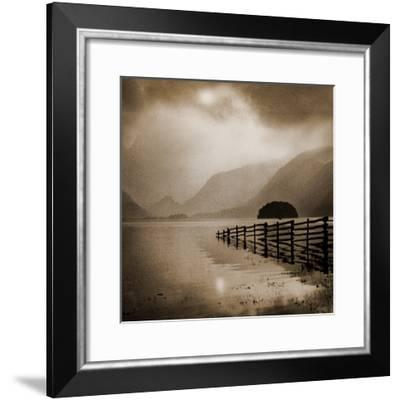 Moods of Derwent Water-Adrian Campfield-Framed Photographic Print