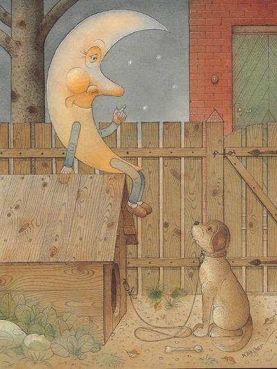 Moon, 2005-Kestutis Kasparavicius-Giclee Print