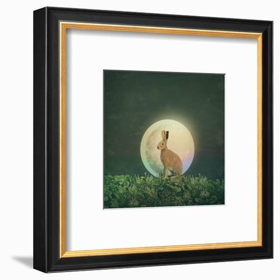 Moon 3-Claire Westwood-Framed Art Print