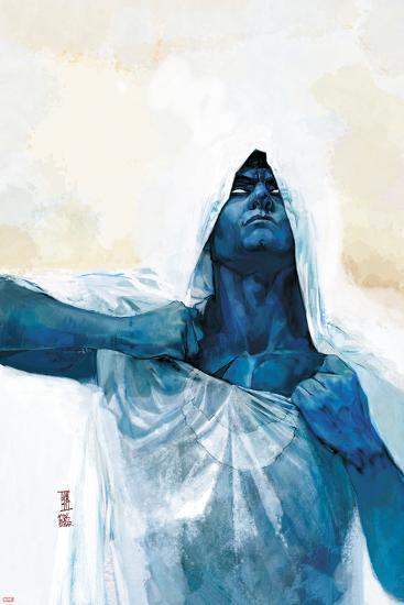 Moon Knight No.9 Cover-Alex Maleev-Art Print