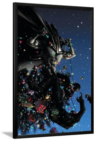Moon Knight: Silent Knight No.1 Cover: Moon Knight-Clayton Crain-Lamina Framed Poster