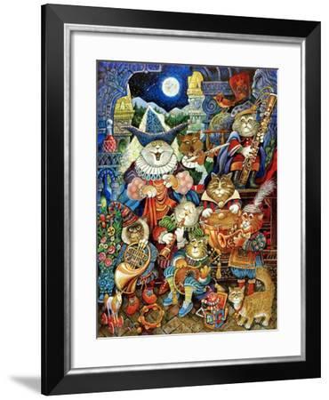 Moon Light Serenade-Bill Bell-Framed Giclee Print