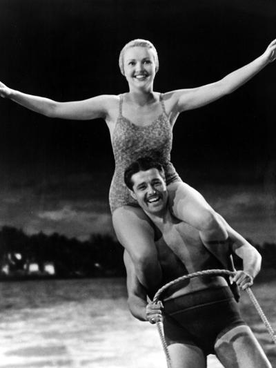 Moon Over Miami, Betty Grable, Don Ameche, 1941--Photo
