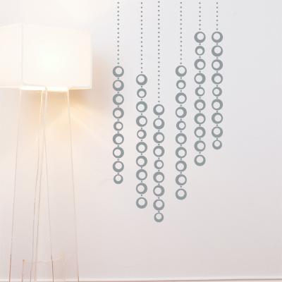 Moon Pearls Wall Decal--Wall Decal