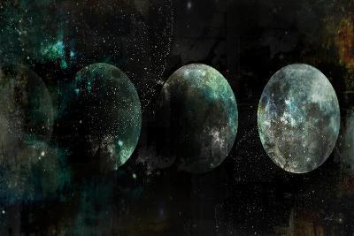 Moon Phases-Ken Roko-Art Print