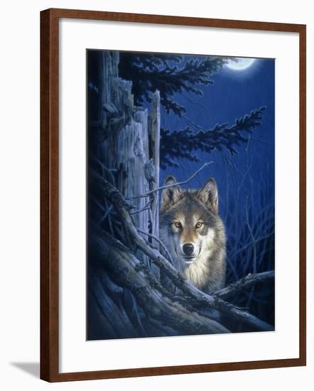 Moon Shine-Joh Naito-Framed Giclee Print