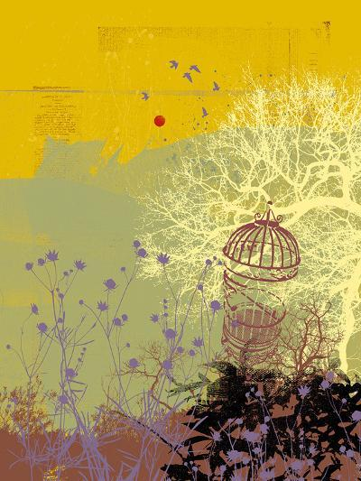 Moon Song I-Ken Hurd-Giclee Print