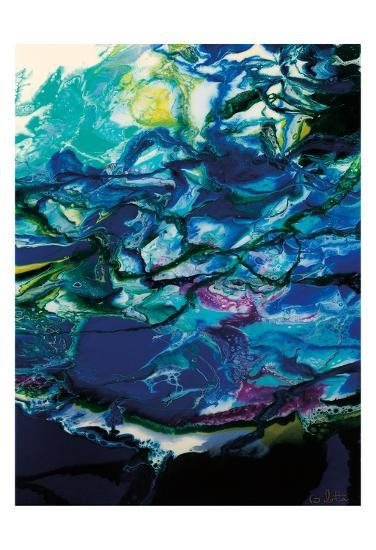 Moon Tide-Barbara Bilotta-Art Print