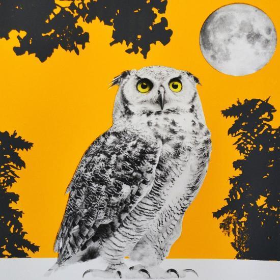 Moonbathing--Giclee Print