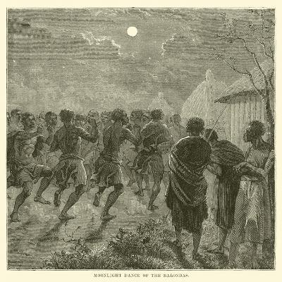 Moonlight Dance of the Balondas--Giclee Print