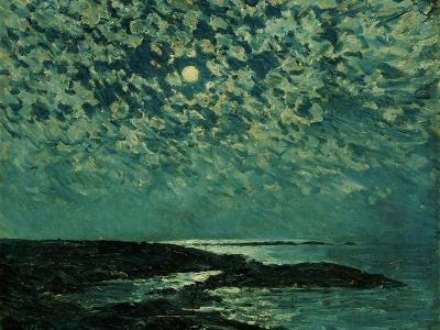 Moonlight, Isle of Shoals, 1892-Childe Hassam-Giclee Print