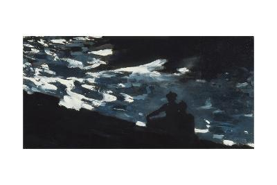 Moonlight on the Water, c.1906-Winslow Homer-Giclee Print