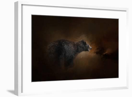 Moonlight Run-Jai Johnson-Framed Giclee Print