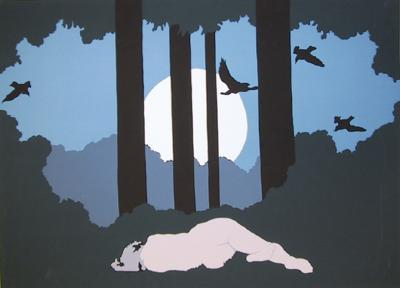 Moonlight-Daphne Mumford-Limited Edition
