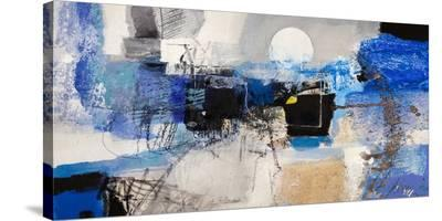 Moonlight-Arthur Pima-Stretched Canvas Print