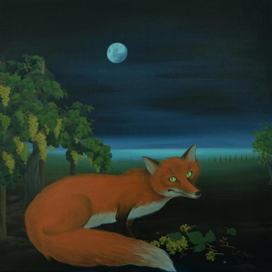 Moonlighting Wixen, 2016-Magdolna Ban-Giclee Print