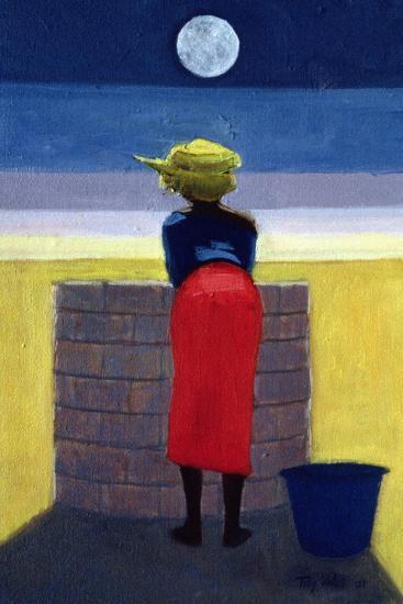 Moonlit Evening, 2001-Tilly Willis-Giclee Print