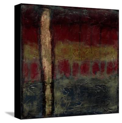 Moonlit Forest IV-Jennifer Goldberger-Stretched Canvas Print