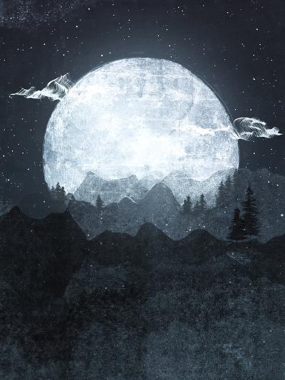Moonrise-Tracie Andrews-Art Print