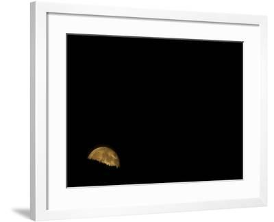 Moonrise-Stocktrek Images-Framed Photographic Print