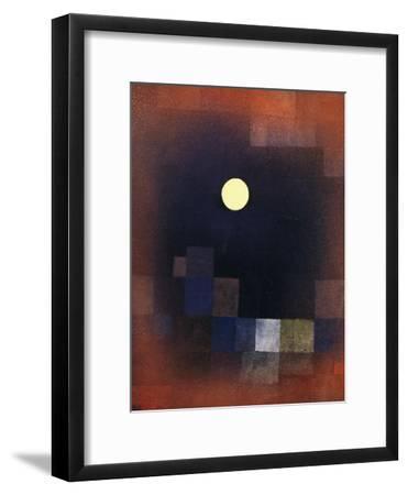 Moonrise-Paul Klee-Framed Giclee Print