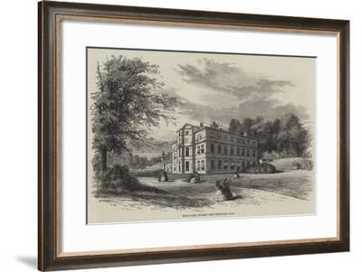 Moor Park, Surrey--Framed Giclee Print