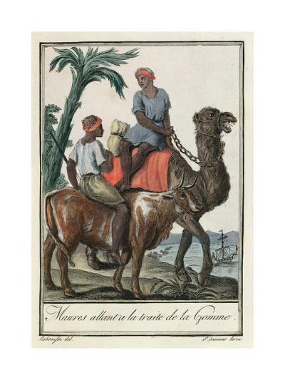 Moores Trafficking Gum-Jacques Grasset de Saint-Sauveur-Giclee Print