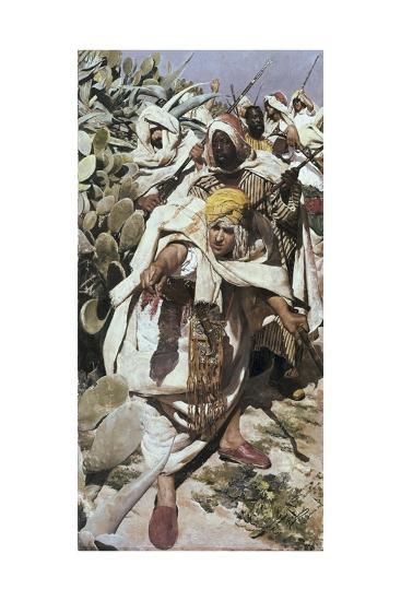 Moorish Ambush-Fernando Tirado-Art Print