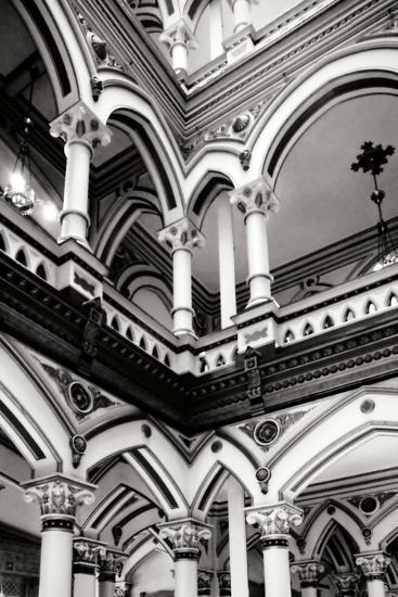 Moorish Balconies II-Alan Hausenflock-Photographic Print