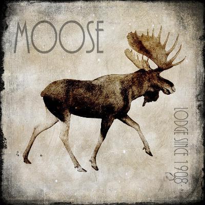 Moose Lodge 2-LightBoxJournal-Giclee Print