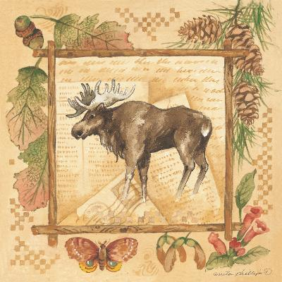 Moose-Anita Phillips-Art Print