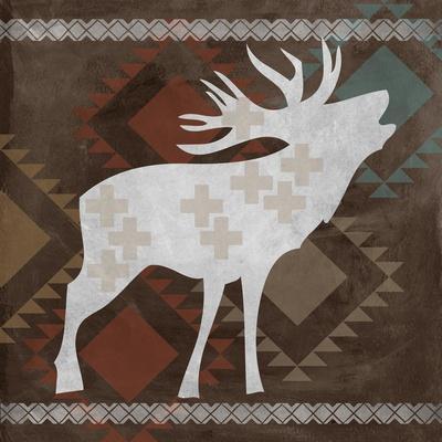 Moose-Erin Clark-Giclee Print
